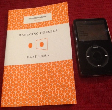 Yes, Managing Oneself is a small book!